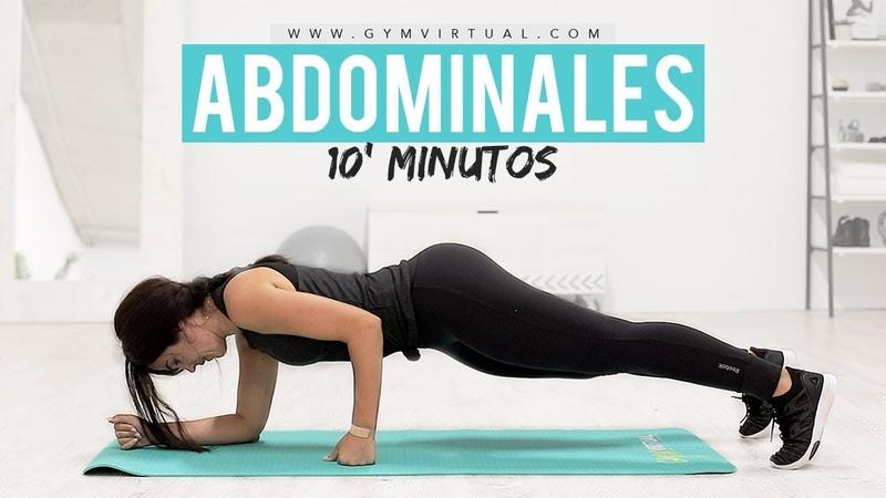 Patry Jordan Ejercicios de abdominales en casa Тренировка для кора на основе планок