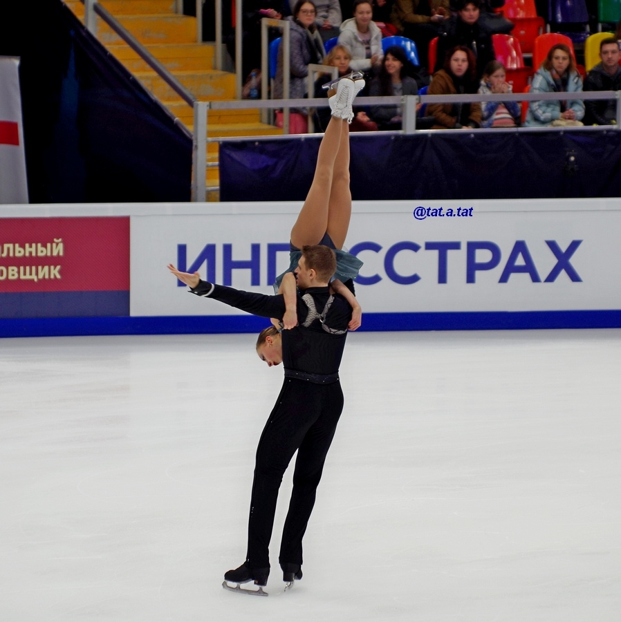 GP - 5 этап. Rostelecom Cup Moscow / RUS November 15-17, 2019 - Страница 38 KzkMXIJLpYc