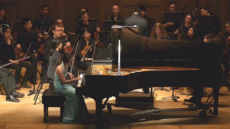 W A Mozart Piano Concerto No 17 in G major K453 Boyoung Kim