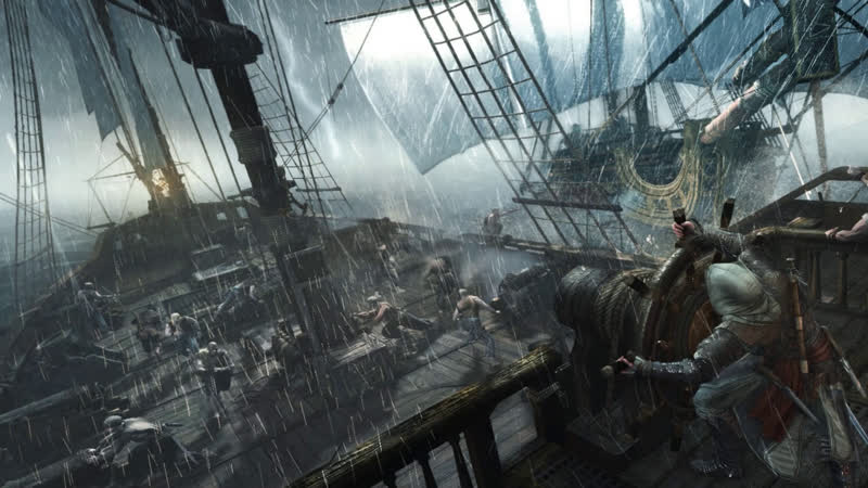 Обои На Рабочий Стол Пираты
