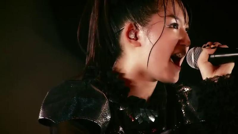 BABYMETAL Ijime Dame Zettai Live HD Makuhari Hall 720p babymetal 2017