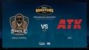 Swole Patrol vs ATK DH Masters Malmö 2019 NA Quals map3 de dust2 Gromjkee SSW