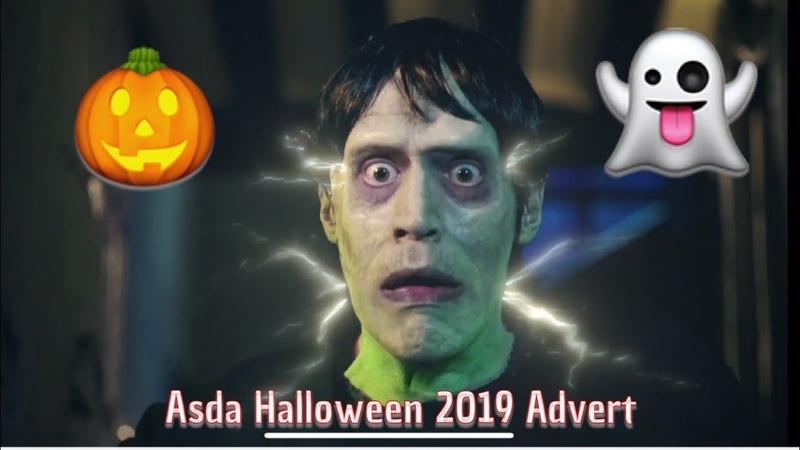 ASDA HALLOWEEN ADVERT 2019