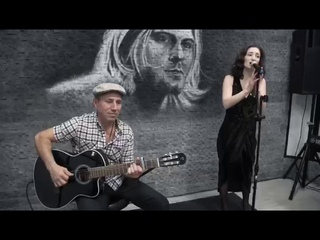 ELEXIA BAND - Промо- ролик (Indila - Derniere Danse, Eurythmics- sweet dreams) live.