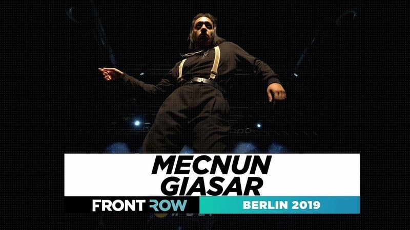 Mecnun Giasar | FRONTROW | Showcase | World of Dance Berlin Qualifier 2019 | WODBER19