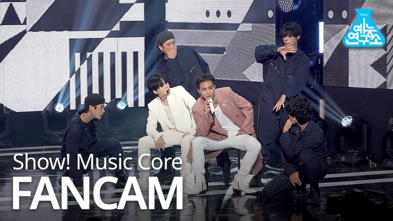 [예능연구소 직캠] JINU - CALL ANYTIME (Feat.MINO), 김진우 - 또또또 (Feat.MINO) @쇼!음악중심 20190824