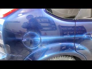 Эксклюзивная покраска форд фокус 2 от Аэросалют (Aerosalut) Видеоотзыв