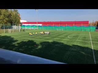 Игра за третье место, Салют Стерлитамак - Академия футбола Уфа Восход
