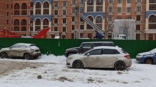 """⚡ (воскресенье): Работы по домам в ЖК """"Видный город"""":"""