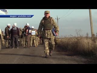 Украина не исключает силовой вариант в Донбассе.