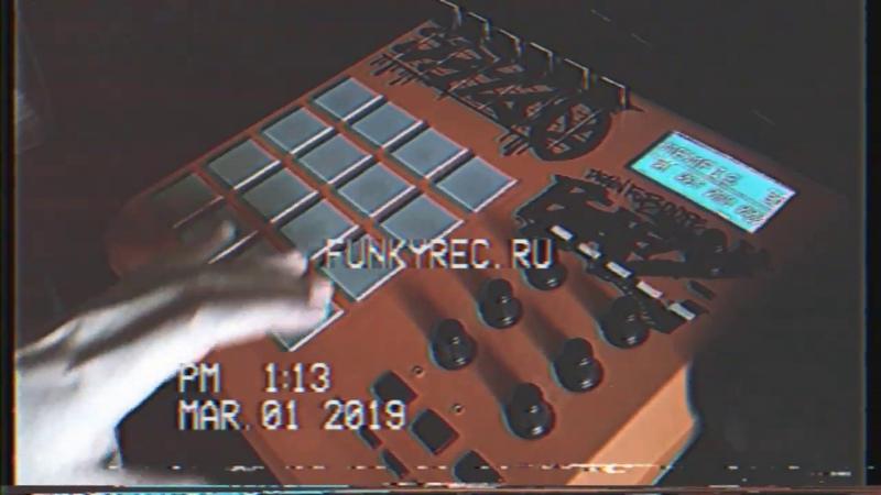 Funky RecordZ on the eSPi 1200