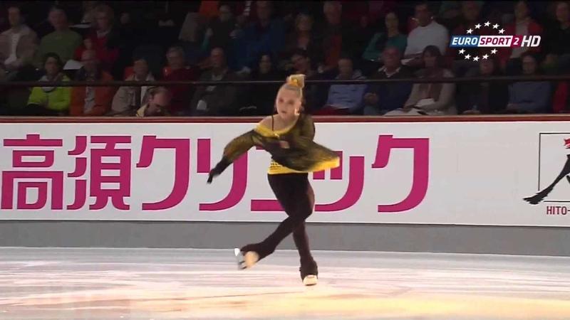 Elena RADIONOVA RUS EX Dance Zombie NHT 2013