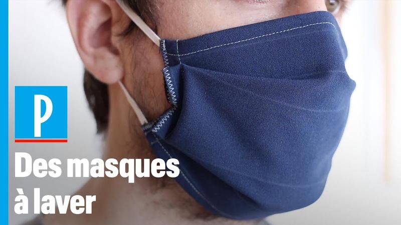 Comment laver et faire durer son masque en tissu