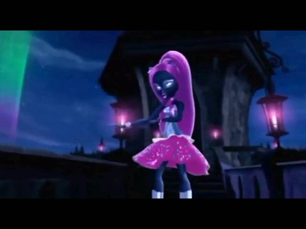 Клип Monster High | Кэтти Нуар, и Фараон Птолемей - Скромным Быть Не В Моде
