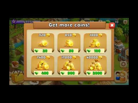 Funky Bay - Farm Adventure Hack Free Gems Android iOS
