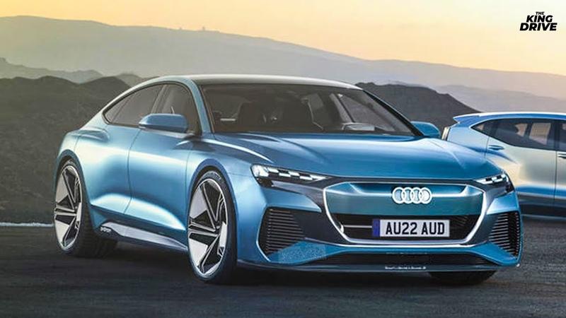 Audi A9 да здравствует новый флагман компании Lexus представил обновленный LS