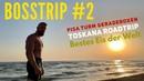 BOSSTRIP 2 - Pisa Turm geradeboxen, bestes Eis der Welt, Roadtrip zum Strand