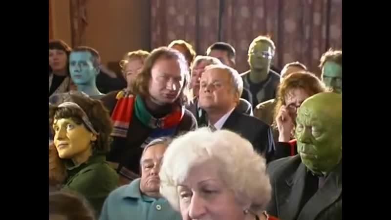 Русские страшилки 6 серия Загибалово и его обитатели