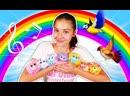 Лучшие Подружки • Работа для Полен учитель пения. Видео с игрушками для детей.