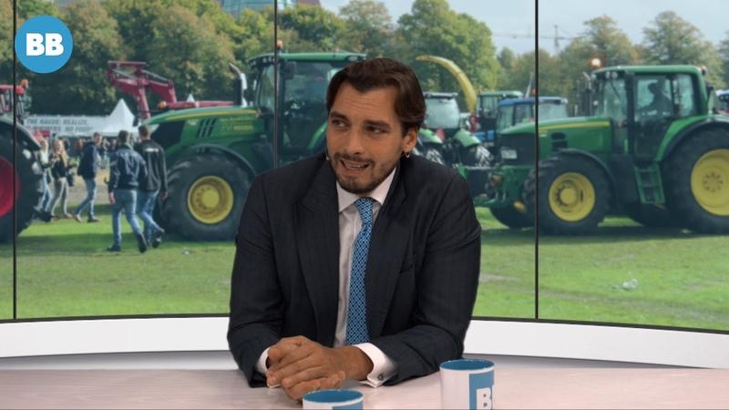 (6591) BB TV Thierry Baudet- Boeren moeten hun gang kunnen gaan - YouTube