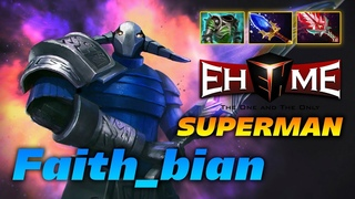 Faith_bian SVEN SUPERMAN - EHOME Team - Dota 2 Pro Gameplay