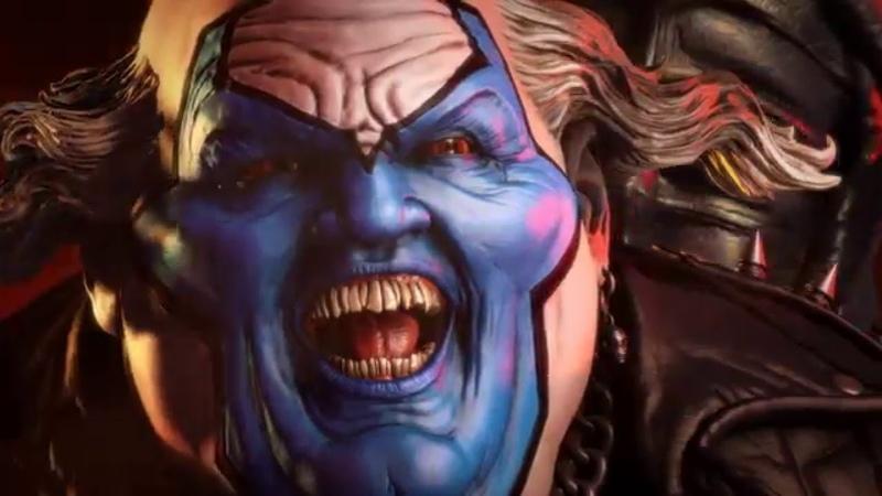 The Violator - Clown Demon | Kfir Merlaub Art