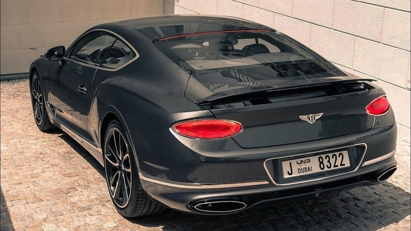 2020 NEW Bentley CONTINENTAL First Edition GT Convertible V8 W12 exterior interior drive