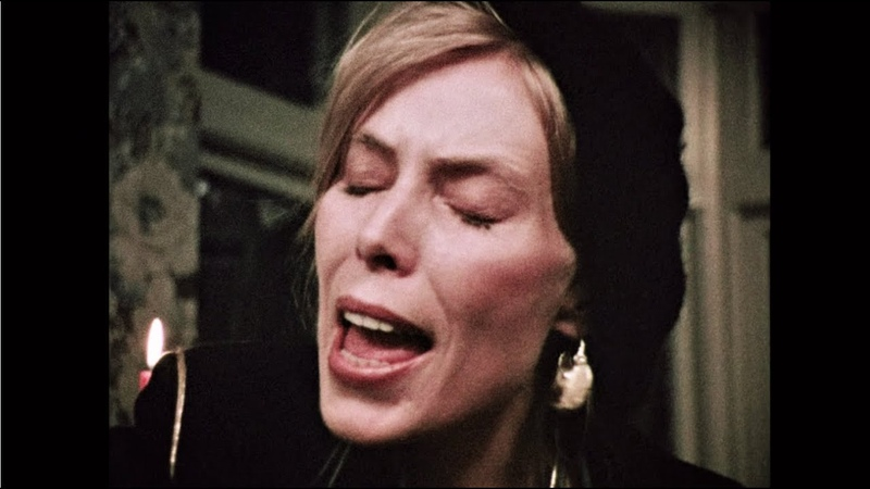 Joni Mitchell - Coyote (Live at Gordon Lightfoot's Home with Bob Dylan Roger McGuinn, 1975)