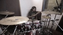 Against Evil - Between the Hammer and the Anvil (Drum Play-through by Noble John)