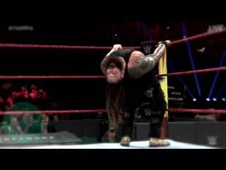 Samoa Joe Vs Seth Rollins Vs Bray Wyatt Vs Finn Balor Vs Roman Reigns - Extreme Rules 2017