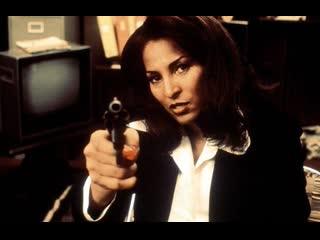 Джеки Браун  1997 / Jackie Brown / реж. Квентин Тарантино / триллер, драма, криминал