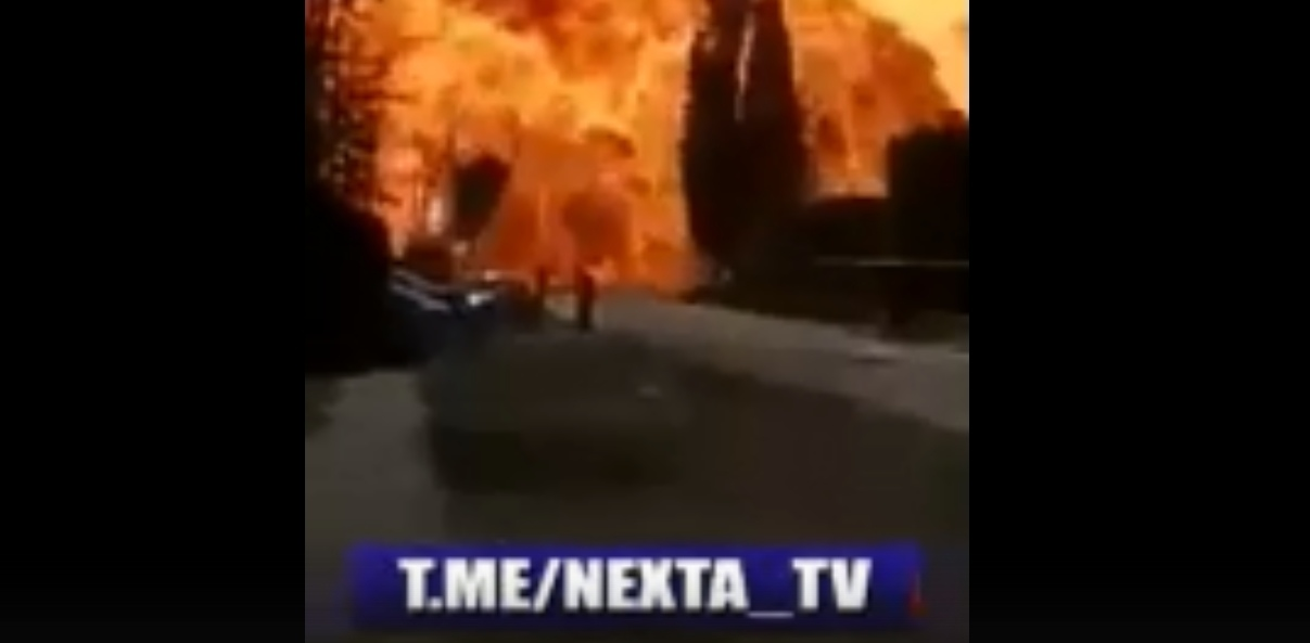 NEXTA сообщил о взрыве в Бресте, но быстро удалил информацию (это оказался фейк)