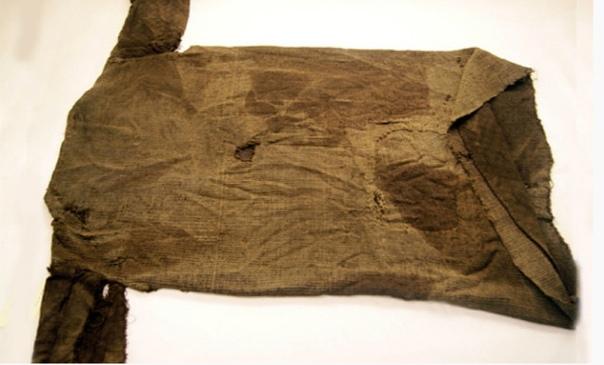 Древний шерстяной свитер найден во льдах