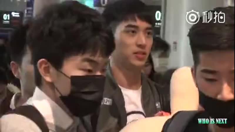 Xu Weizhou Timmy 许魏洲ZZ Пекин✈Чанша 27/03/2016