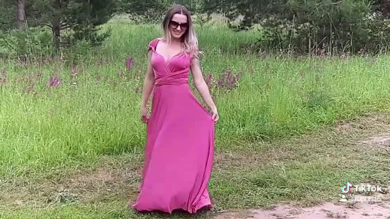 Платье трансформер. Ижевск. Прокат платьев Fortell.