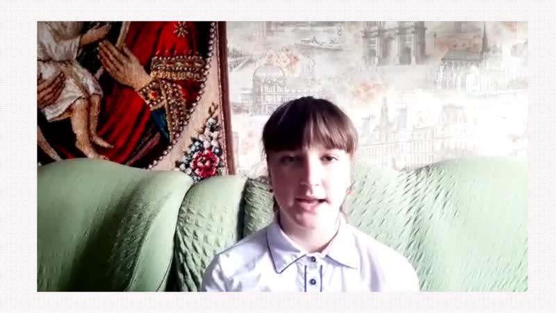 Узник читает Елизавета Крутикова