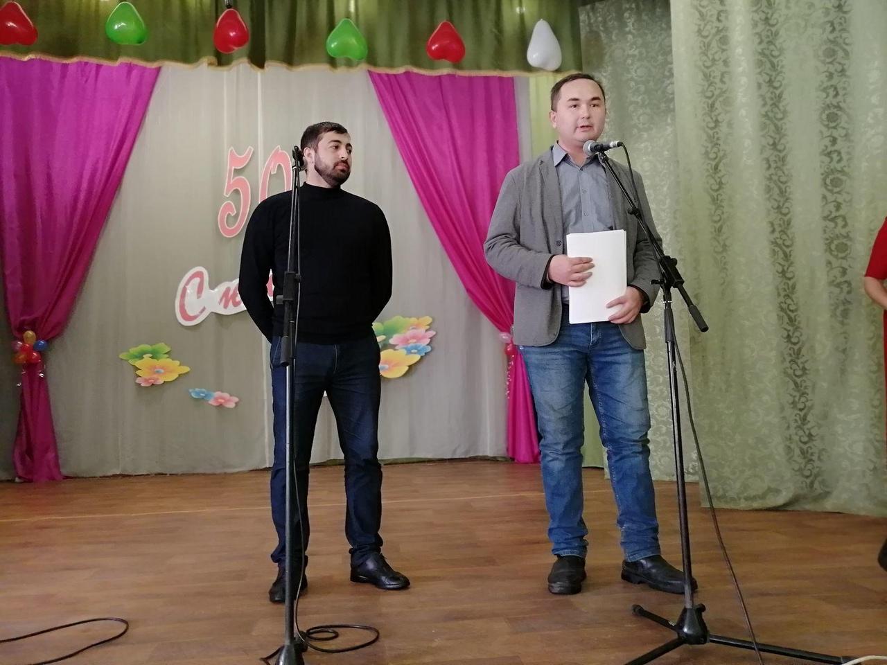 СДК Большие Туралы тарский Татары Сайфулин Камиль