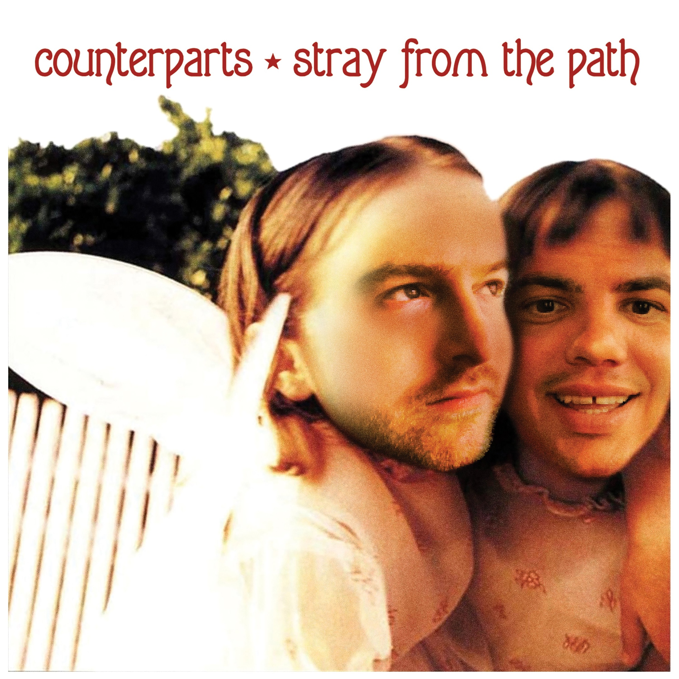 Stray From The Path / Counterparts - Split (2019)