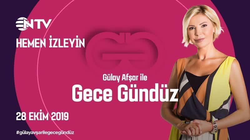 Grup Laçin NTVde (Gece Gündüz 28 Ekim 2019)