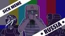 EDITING TEST Sick Animation Meme Countryhumans Russia