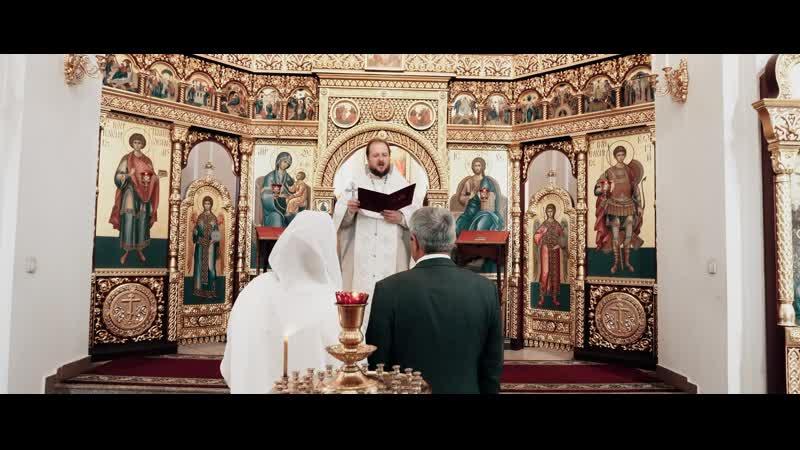 Венчание Николая и Ольги 35 лет вместе | a film by Maxim Abdulaev | CINEMAX