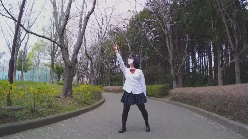 【みゅう狐】三月色 踊ってみた【初ソロ】 720 x 1280 sm34927511