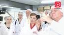 Открытие сырного цеха холдинга Афанасий