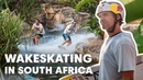Wakeskating South Africa's Iconic Durban Beachfront