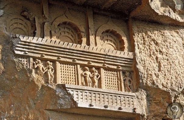 Пещеры Конданы - сооружения, архитектуру которых сложно объяснить примитивным трудом