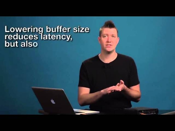A Lesson on Buffer Size - Berklee