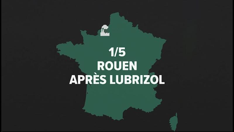 Avant les municipales on est allés voir les sinistrés de Lubrizol à Rouen