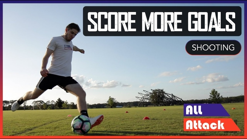 How to SCORE in Soccer! | Learn to SHOOT