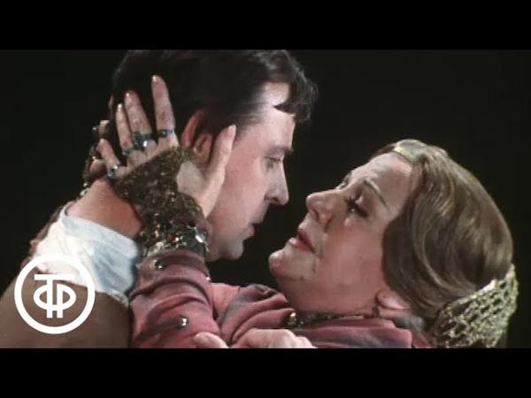 У.Шекспир. Король Лир. Серия 2. Малый театр (1982)