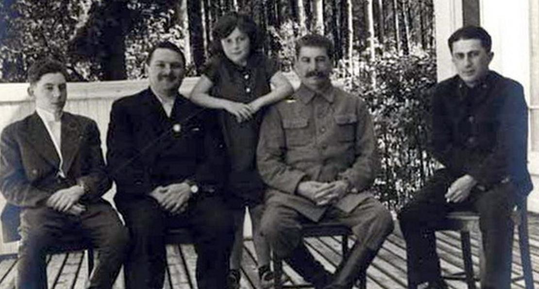 Сталин и семья